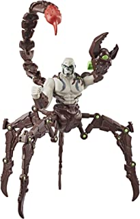 """Spider-Man: Into The Spider-Verse Marvel's Scorpion 6""""-Scale Villain Action Figure Toy"""