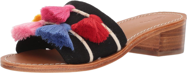 Soludos Women's Tassel City Slide Sandal