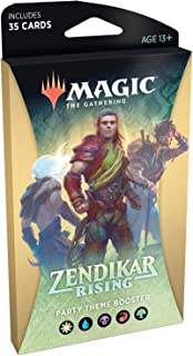 Magic: The Gathering Zendikar Rising Theme Booster - Party