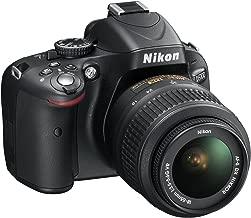Nikon D5100 16.2MP Digital SLR Camera & 18-55mm VR Lens