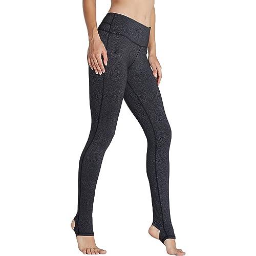 e0d4db8eb9 Komprexx Womens Yoga Pants Mesh Workout Leggings Pockets Exercise Fitness  Gym Tights Activewear