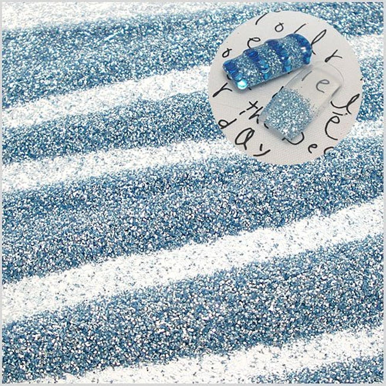 意気込み化学薬品潜在的なグリッター2g入り「ライトブルー」(ラメ,ネイル,キラキラ素材,ラメ素材,レジン封入,ボディータトゥー,サンドアート,ネイルアート,UVレジン) [並行輸入品]