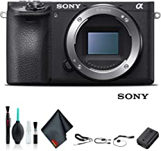 Sony Alpha a6500 Mirrorless Camera ILCE6500/B Starter Kit