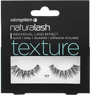 Salon System Naturalash Texture Lashes - Black - 117
