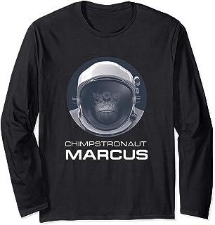 Netflix Space Force Chimpstronaut Marcus Manche Longue