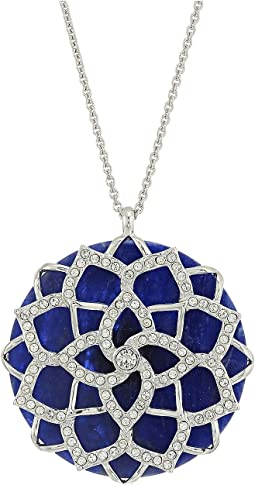 Swarovski - Lucius Flower Pendant Necklace