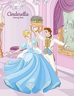 Cinderella Coloring Book 1 (Volume 1)
