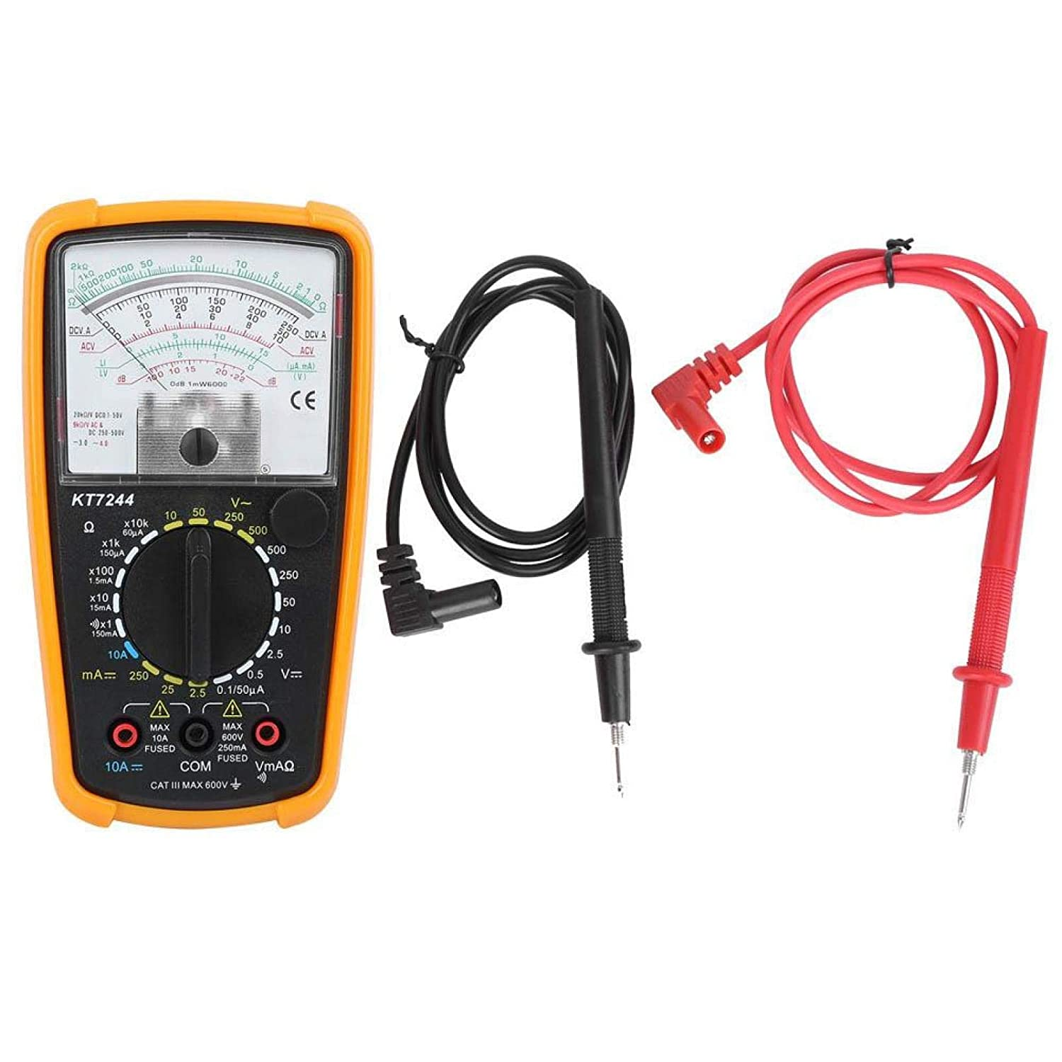 Louisville-Jefferson County Mall Multimeter Convenient High Max 51% OFF Accuracy with Scale Mirror