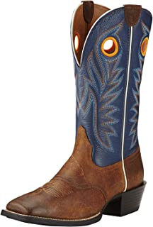 حذاء رعاة البقر الغربي الرياضي للرجال من Ariat