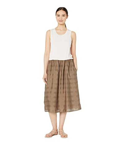 Prana Perry Midi Dress (Mud) Women