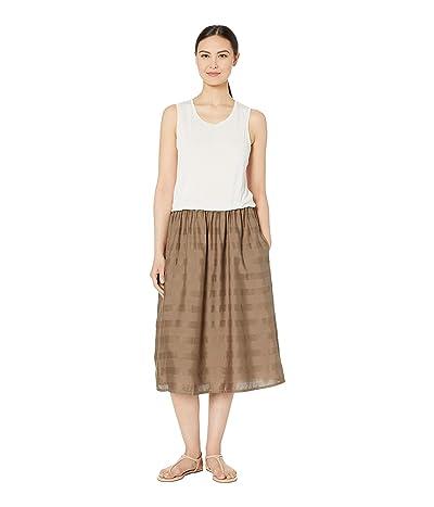 Prana Perry Midi Dress (Mud) Women