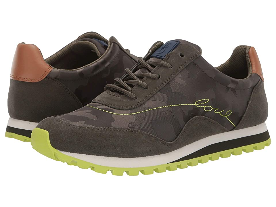 ED Ellen DeGeneres Fabrey Sneaker (Green Multi/Pine) Women