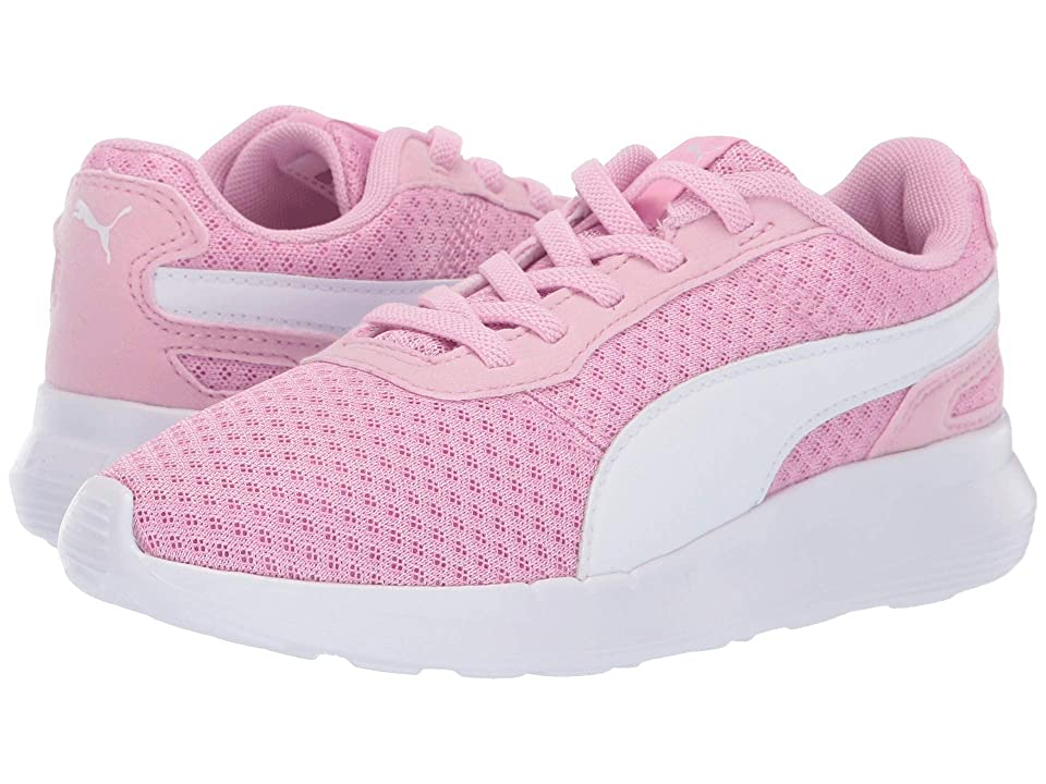 Puma Kids ST Activate AC (Little Kid/Big Kid) (Pale Pink/Puma White) Kids Shoes