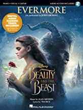 Josh Groban - Evermore (from Beauty and the Beast) - Sheet Music Single