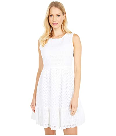 Vineyard Vines Allamanda Eyelet Dress Women