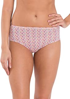 Jockey Printed Hipster Panty - Assorted Pack of 3 (Colors May Vary)