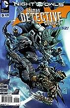 Detective Comics (2nd Series) #9 VF ; DC comic book