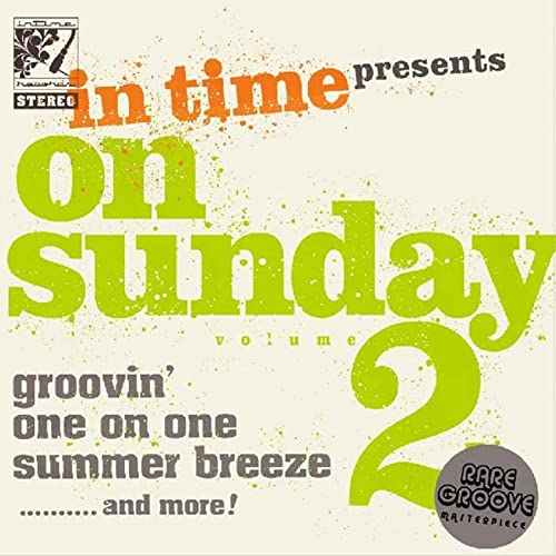 On Sunday Vol.2