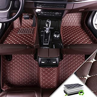 Custom Car Floor Mats For Kia Spectra 2007-2016 All Weather Waterproof Non-slip Full Covered Protection Advanced Performan...