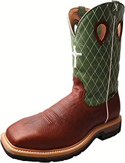 Men's MLCSM01 Lite Weight Work Boot Safety Toe...
