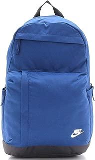 Nike Unisex-Adult Backpack, Indigo/Grey/White - NKBA5768