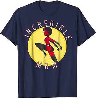 Disney Pixar Incredibles 2 Incredible Mom Graphic T-Shirt
