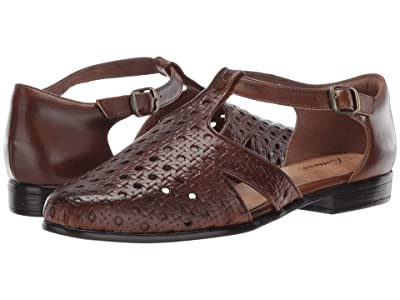 Trotters Leatha (Brown) Women