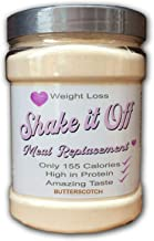Meal Replacement Diet Shakes whey Protein -150 Calories Ideal for Rapid Weight Loss for Men Women – SHAKE IT OFF Smooth Filling Plus Free Diet Plan from A1 99-A39 99 Butterscotch 14 Shakes Estimated Price : £ 19,99