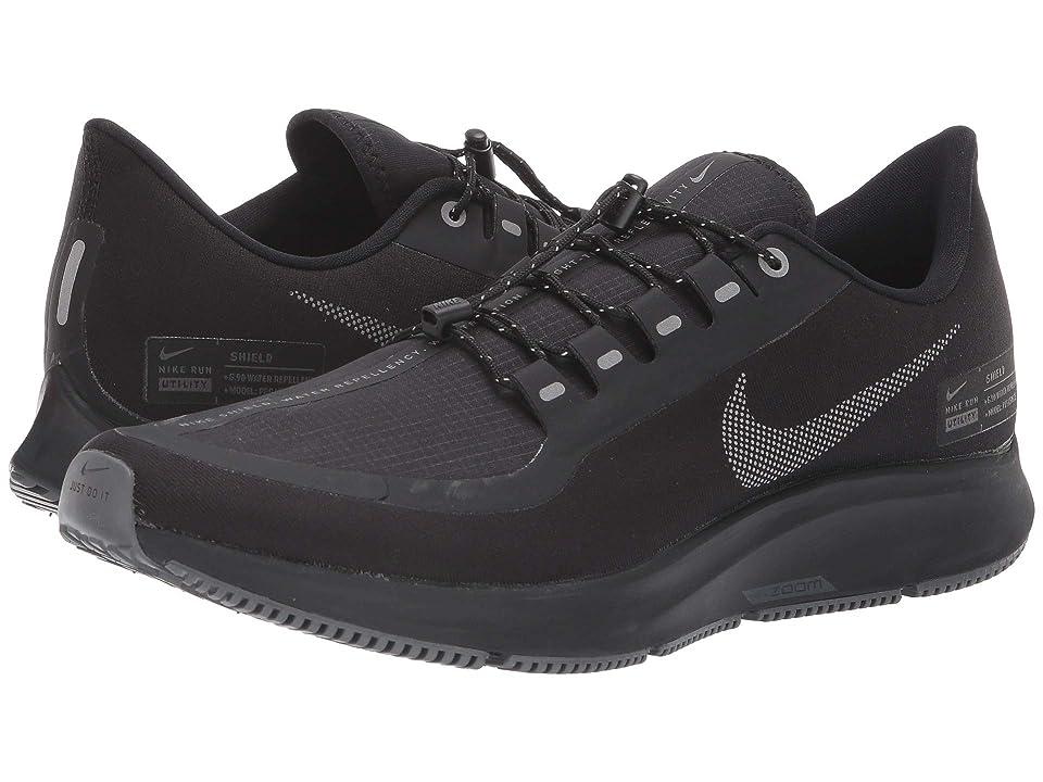 Nike Air Zoom Pegasus 35 Shield (Black/Anthracite/Anthracite/Dark Grey) Men