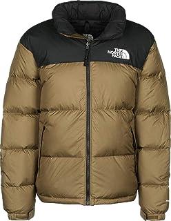 de los Hombres 1996 Retro Nuptse Puffer Jacket, marrón