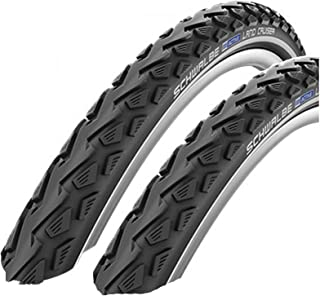 Schwalbe Land Cruiser 700 x 35c Hybrid Bike Tyres (Pair)