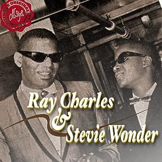 Ray Charles & Stevie Wonder