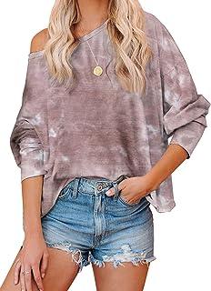 Dokotoo Womens Cozy High Neck Long Sleeve Solid Sweatshirt Pocket