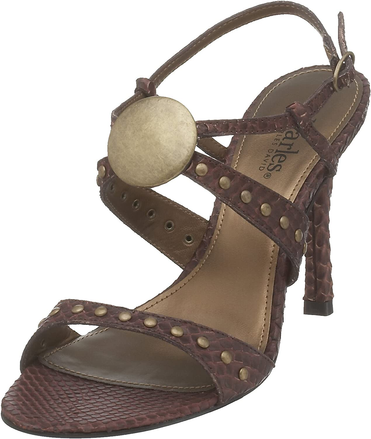 Charles by Charles David Women's Haley Ankle Strap Sandal