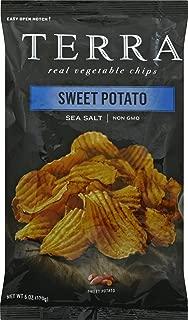 TERRA Sweet Potato Chips with Sea Salt, 6 oz.