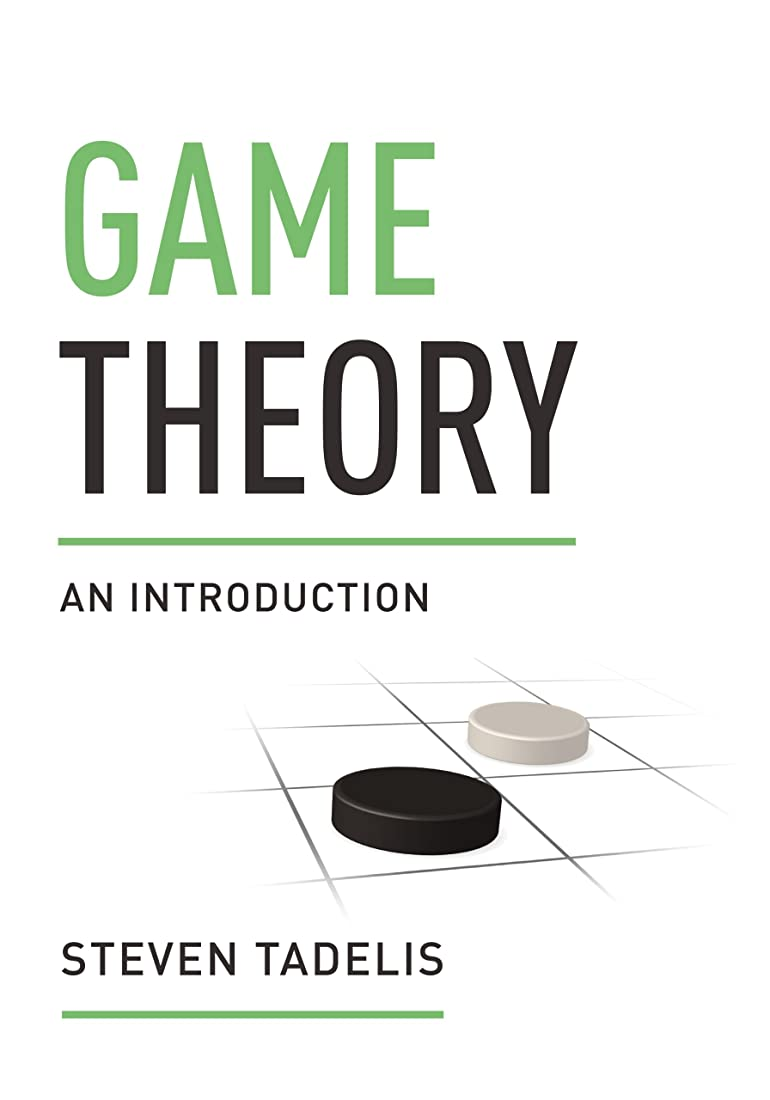 涙が出る不屈囲いGame Theory: An Introduction (English Edition)