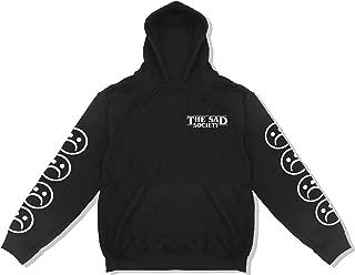sad society hoodie