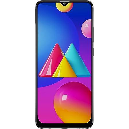 Samsung Galaxy M02s (Black,4GB RAM, 64GB Storage) | 5000 mAh | Triple Camera
