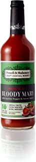 Powell & Mahoney Craft Cocktail Mixers, Sriracha Bloody Mary, Non Alcoholic, 750ml