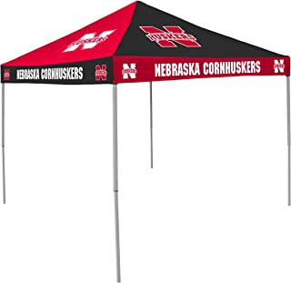 Logo Brands Officially Licensed NCAA Unisex CB Canopy Tent, One Size, Team Color