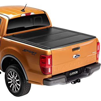 Lund Hard Tri-Fold Fits 2015-2020 Ford F-150 5 5 Bed Hard Folding Truck Bed Tonneau Cover 969364