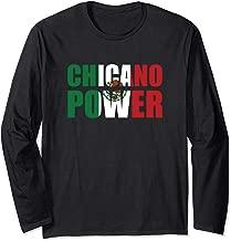 Chicano Power Mexican Mexico Chicanismo Latina Latinx Raza  Long Sleeve T-Shirt
