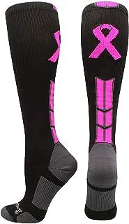 Best breast cancer ribbon soccer socks Reviews