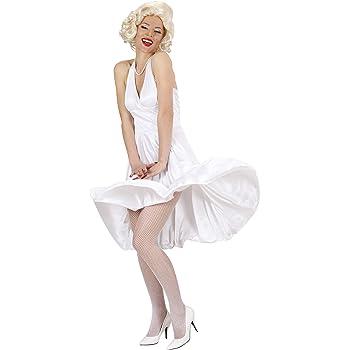 SmiffyS 30355 Disfraz De Marilyn Monroe Con Vestido Sin Espalda ...