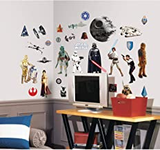 """Joy Toy 15860 muurtattoos""""Star Wars"""" 4 vellen met 31 elementen"""
