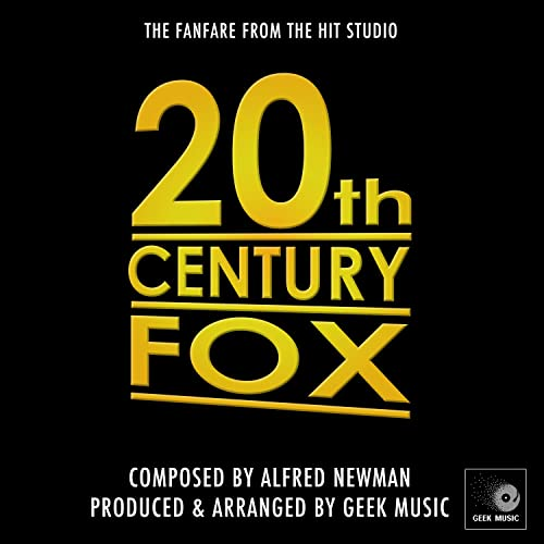 20th Century Fox Fanfare by Geek Music on Amazon Music