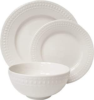 over & back loft 20 piece dinnerware set