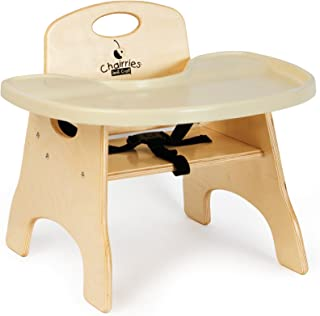 Jonti-Craft 6823JC High Chairries Premium Tray, 11