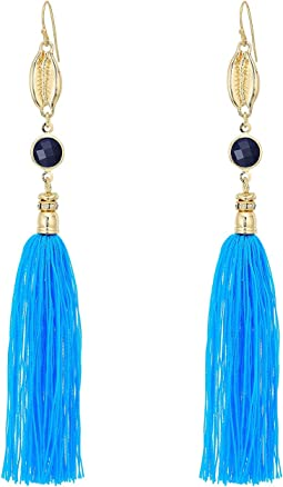 Lilly Pulitzer - Seaside Tassel Earrings