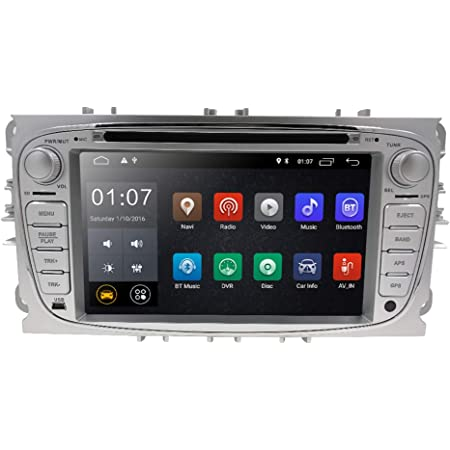 In Dash Gps Dvd Player Fit Mondeo S Max Focus Galaxy Elektronik